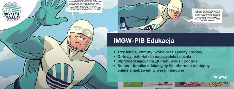 IMGW-PIB Edukacja tło