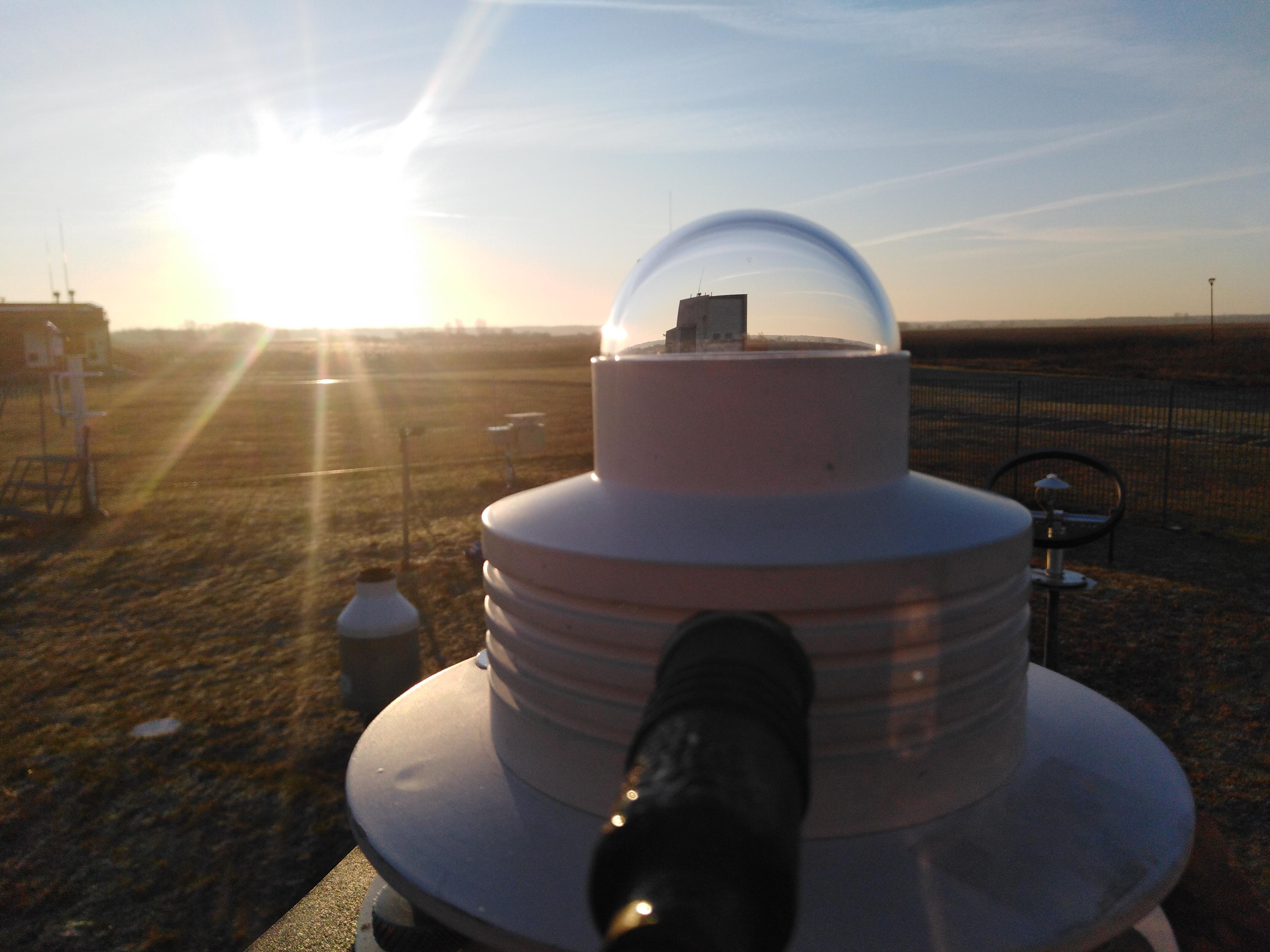 Czujnik UV Biometer Model 501