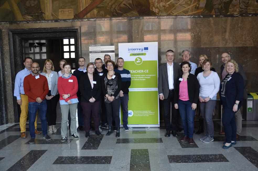 Spotkanie partnerów projektu, 12 marca 2020, Ljubljana