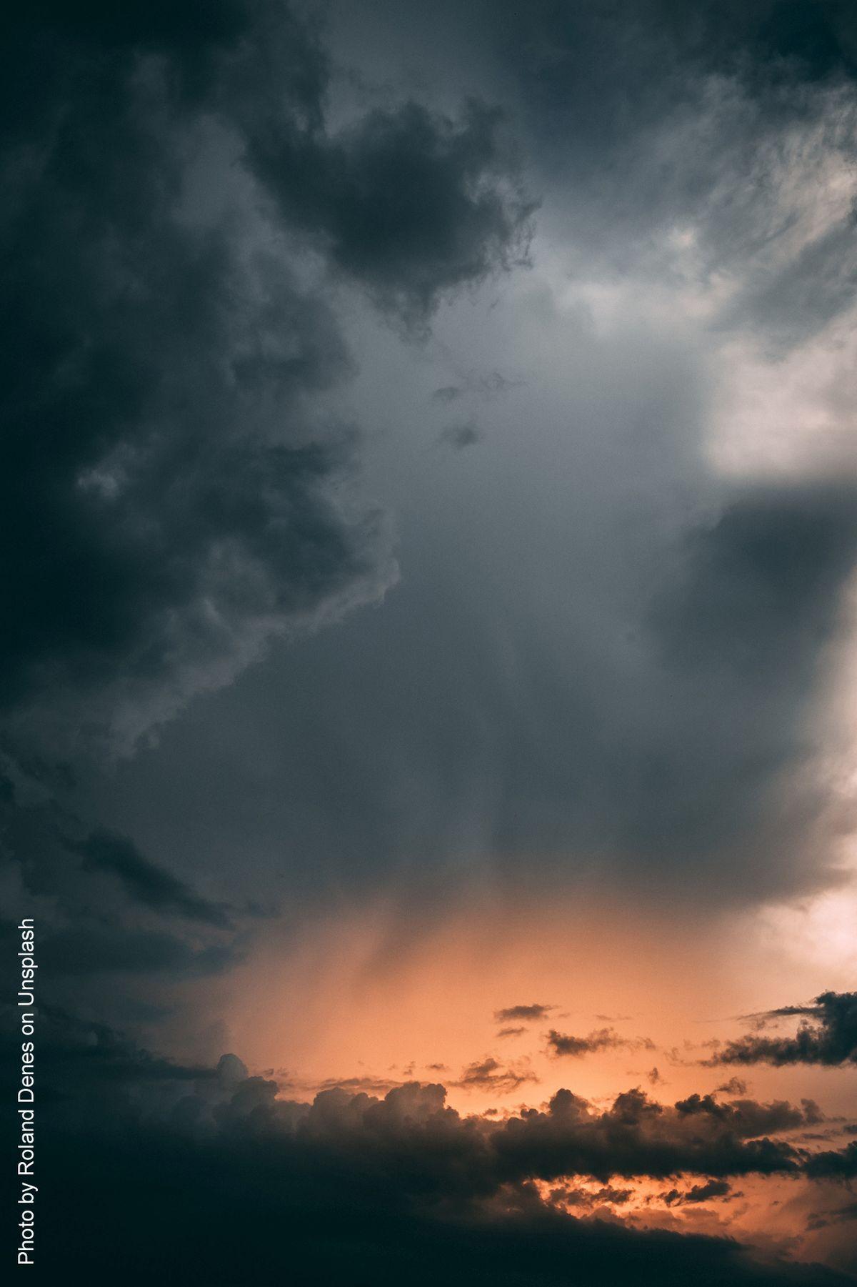 """""""Training storms"""" – przypadek z Mazowsza"""