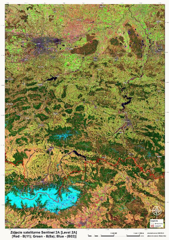 Obraz RGB Agriculture z 9 kwietnia 2020 roku