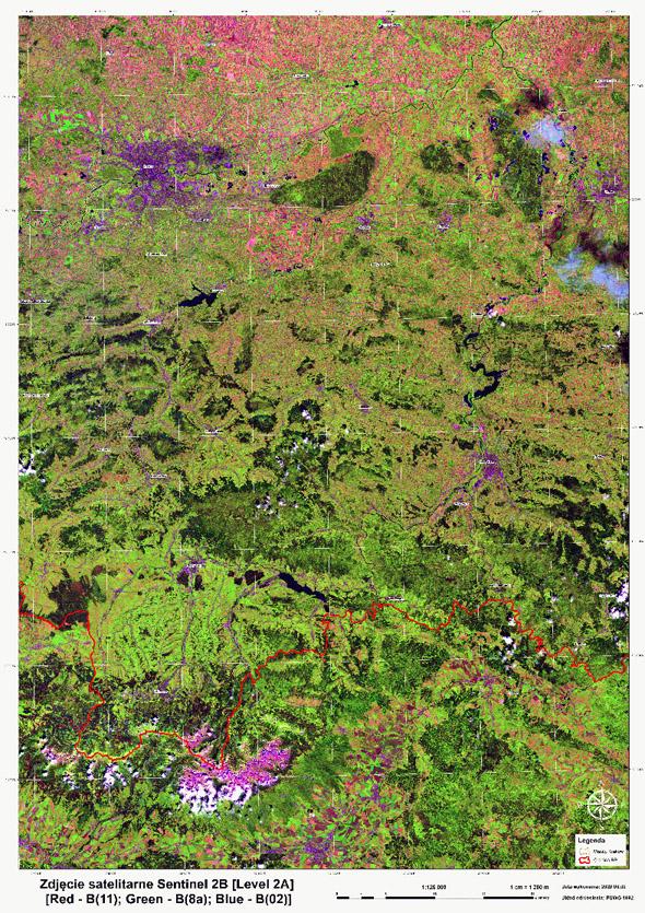 Obraz RGB Agriculture z 2 sierpnia 2020 roku