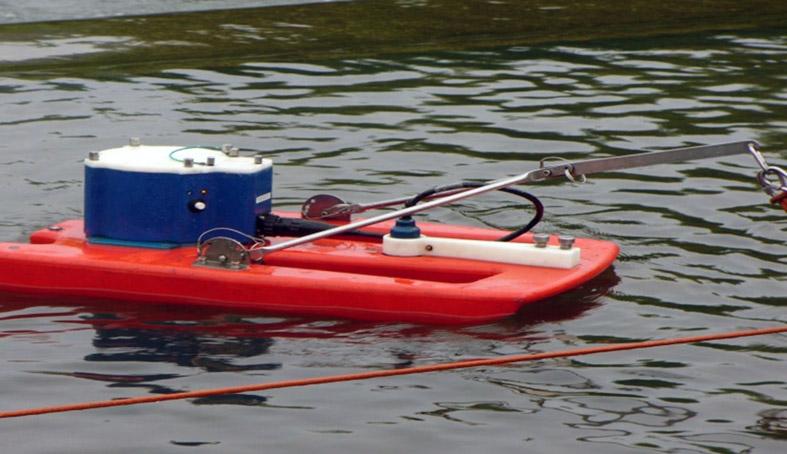 ADCP STREAMPRO firmy RD Instrument – prądomierz akustyczny do płytkich wód [IMGW-PIB, Katowice].