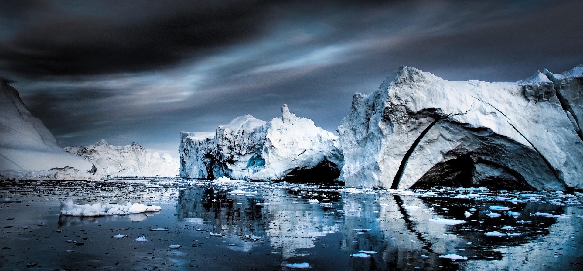 Ilulissat, Grenlandia. F. Jennifer Latuperisa-Andresen on Unsplash.